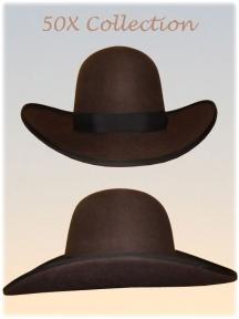 50X Cowboyhut O.C.