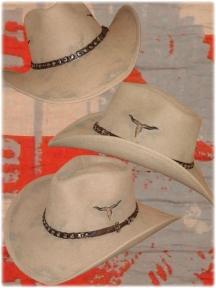 Cowboyhut TEXAS REBEL