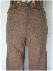 Oldtimehose 1860CT