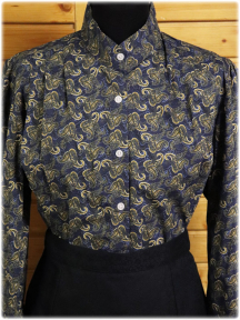 Old Style Bluse OC8004B