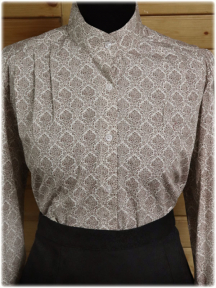 Old Style Bluse OC8004NB