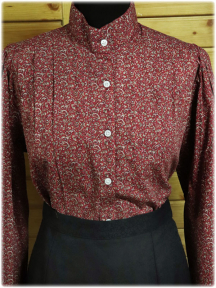 Old Style Bluse OC8004RP