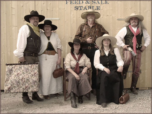 Old West Clothing Sersheim
